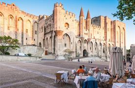 Avignon, Marseille a ostrov If - 4/23