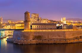 Avignon, Marseille a ostrov If - 9/23