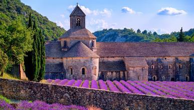 Avignon, Marseille a ostrov If **