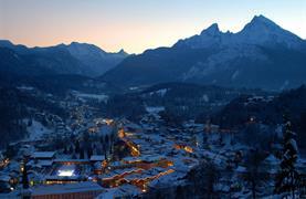 Adventní Berchtesgaden se solnými doly a termály - 16/17