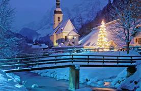 Adventní Berchtesgaden se solnými doly a termály - 2/17