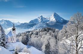 Adventní Berchtesgaden se solnými doly a termály - 15/17