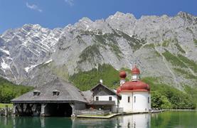 Adventní Berchtesgaden se solnými doly a termály - 7/17