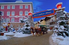 Adventní Berchtesgaden se solnými doly a termály - 10/17