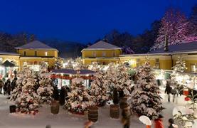 Rakouské Vánoce v Salzburgu a na zámku Hellbrunn - 12/19