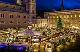 Rakouské Vánoce v Salzburgu a na zámku Hellbrunn - 3/19