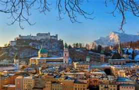 Rakouské Vánoce v Salzburgu a na zámku Hellbrunn - 16/19