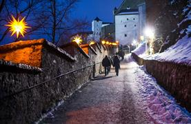 Rakouské Vánoce v Salzburgu a na zámku Hellbrunn - 8/19