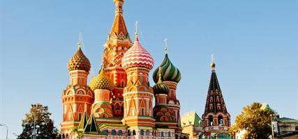 Nezapomenutelná Moskva