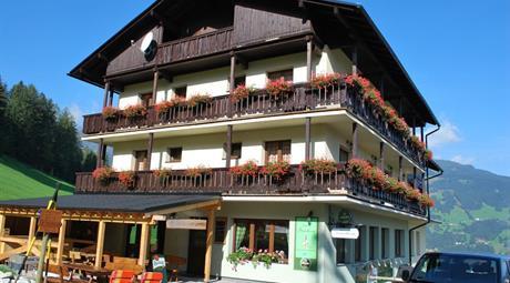 Zillertal - penzion Gemshorn - zkrácené letní pobyty