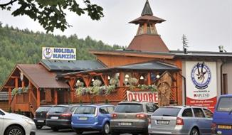Starý Smokovec - Apartmány Kamzík