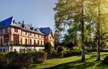 Vysoké Tatry - hotel Lomnica 2018/19