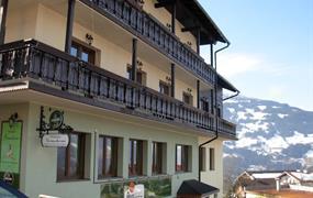 Zillertal - penzion Gemshorn