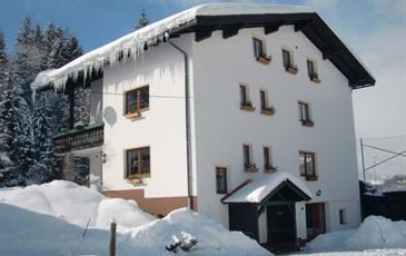 pension Tyrol zkrácené pobyty