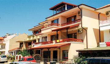 Apartmány Vila Akropola