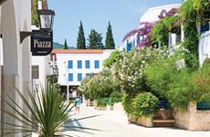 hotel Slovenska Plaža 3 Polp.