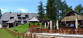 HOTEL KRVAVEC - LETNÍ POBYT