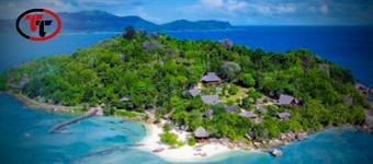 SEYCHELY- ostrov Praslin, La Dique, Mahé