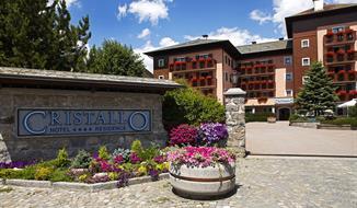 HOTEL - RESIDENCE CRISTALLO