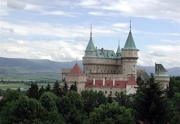 PŘÍRODA A UNESCO PAMÁTKY SLOVENSKA