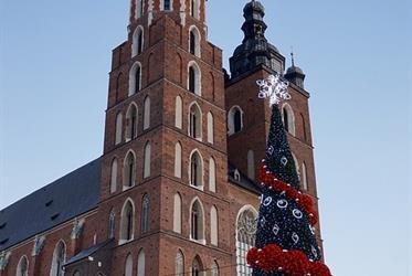 VÁNOČNÍ KRAKOV - ADVENTNÍ zájezdy z Olomouce
