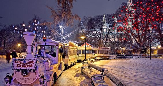 VÁNOČNÍ VÍDEŇ - ADVENTNÍ zájezdy z Olomouce