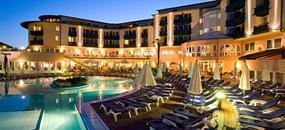 LÁZNĚ MAĎARSKO - LOTUS THERME HOTEL & SPA - luxusní wellness