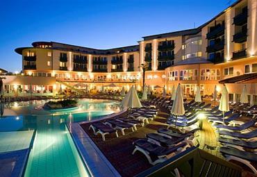 Hotel Lotus Therme