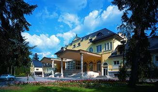 HOTEL APHRODITE - luxusní lázně