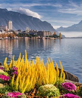 Švýcarsko za sýry, čokoládou a vínem