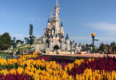 PAŘÍŽ - Disneyland a akvárium