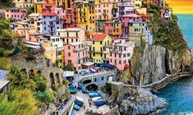 TOSKÁNSKO s návštěvou Cinque Terre,Florencie,Pissa, San Gimignano