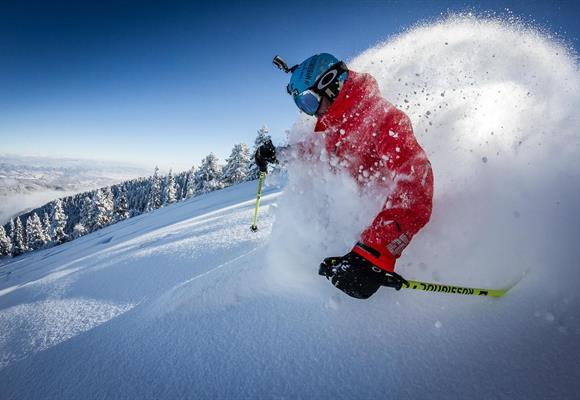 Bulharsko - lyžování