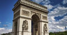 PODZIM V PAŘÍŽI A  ZÁMEK VERSAILLES
