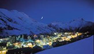 Les 2 Alpes: Residence v centru Les 2 Alpes