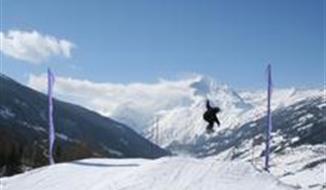 Val Cenis: Le Petit Mont Cenis