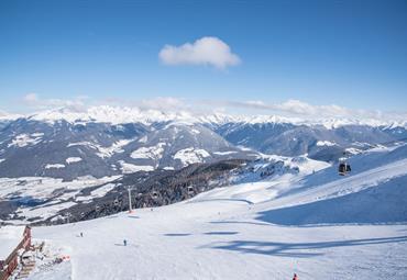 3 dny lyžování v Dolomitech, denní přejezd, velké slevy na skipasy