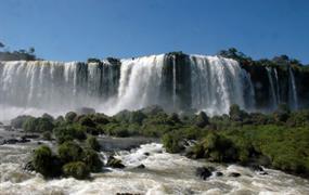 Nespoutaná Brazílie s návštěvou vodopádů Iguacu