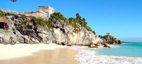 Perly dávných civilizací v záři prosluněného Yucatánu