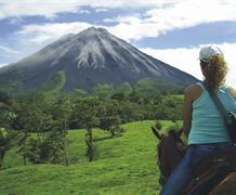 Aktivně kolem vulkánu Arenal a přírodní rezervace Monteverde