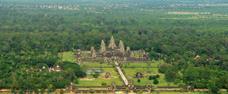 Krásy Kambodži a tropické pláže v Sihanoukville - lodí ze Siem Reap