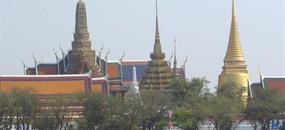Thajsko s česky hovořícím průvodcem a odpočinkem na ostrově Koh Chang