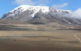 Výstup na Kilimandžáro - trasa Rongai