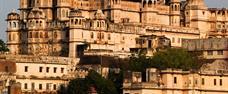 Velká cesta Indií s návštěvou sultánových paláců a pouštních dun Jaisalmeru
