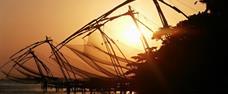 Cestování jižní Indií: Tropická Kerala a plavba po vodních kanálech