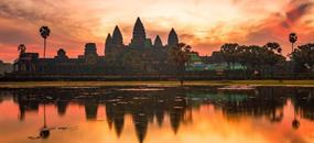 Komfortní poznání Kambodži s vlastním průvodcem