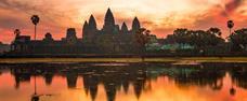Neotřelá cesta Kambodžou z východu na západ