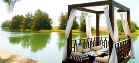 Goa a Indický oceán: Hotel Riva Beach Resort
