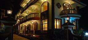 Goa a Indický oceán: Hotel Casa de Cris