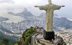 Komfortně: Rio de Janeiro s návštěvou vodopádů Iguacu a relaxem v Salvador de…